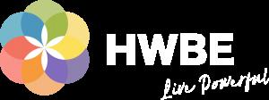 HWBE – Live Powerful Logo